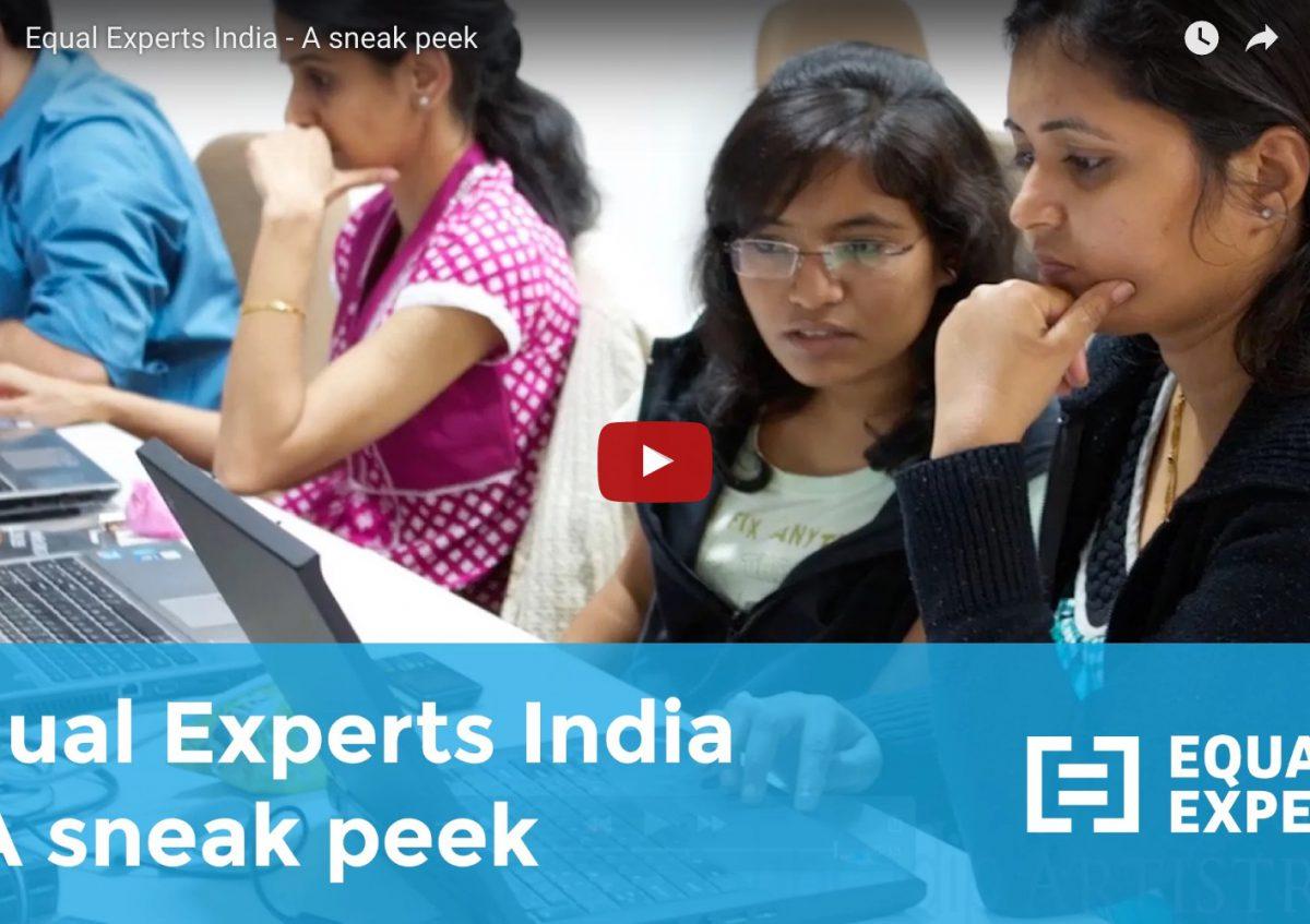 Equal Experts India - A sneak peek