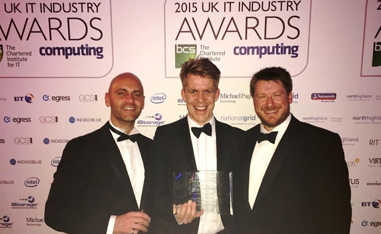 2015 UK IT Industry Awards