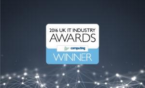 2016 UK IT Awards