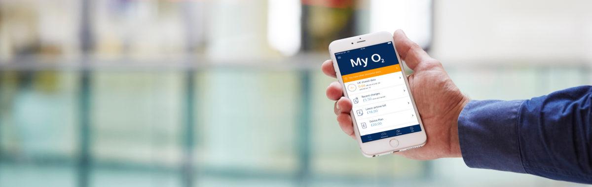My O2 App