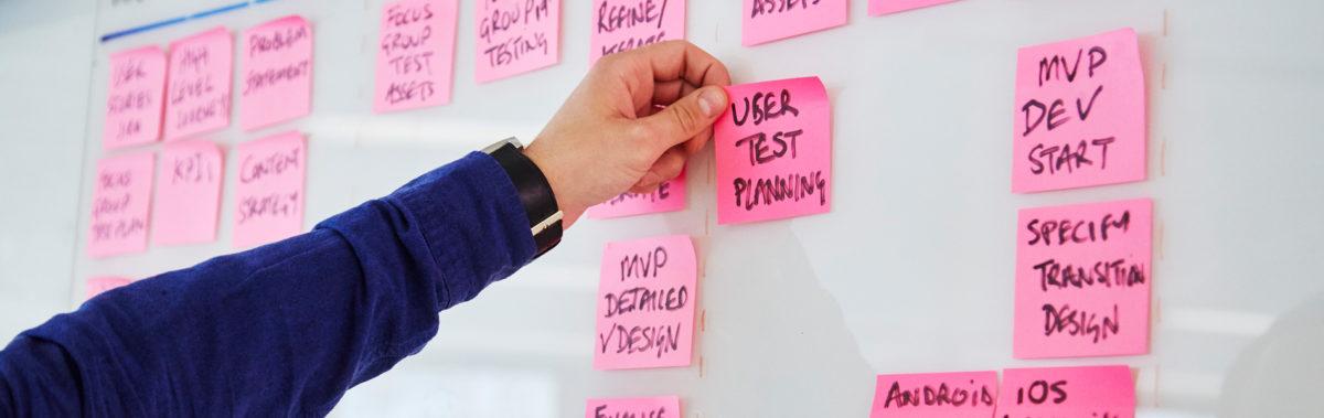 User test planning