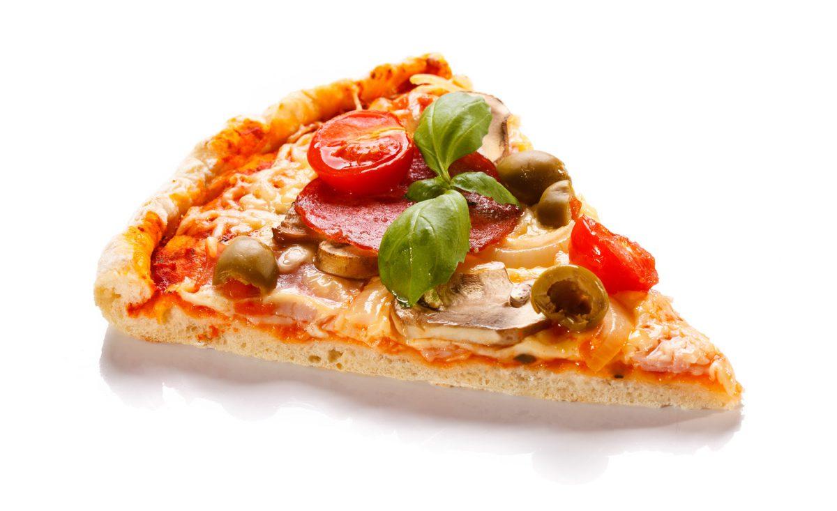 Pizza talks
