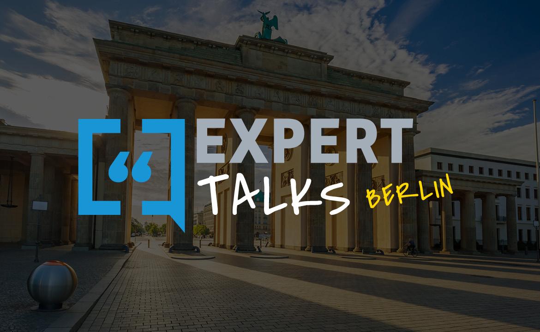 Expert Talks Berlin