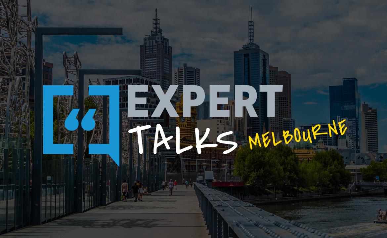 Expert Talks Melbourne