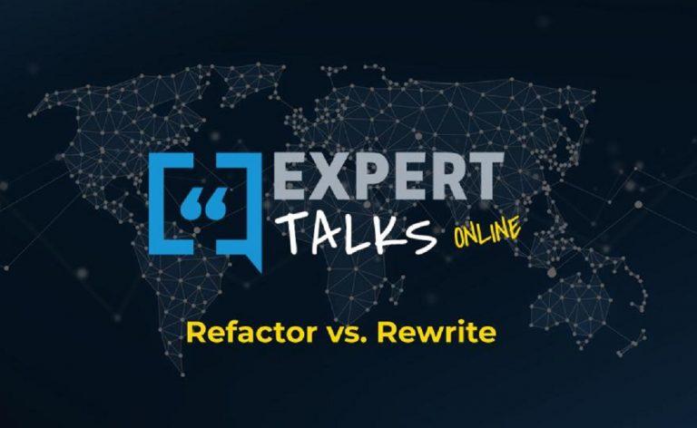 Refactor vs Rewrite